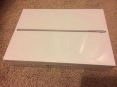 NEW / SEALED Apple iPad Pro 128GB Wi-Fi 9.7in - Space Gray - MLMV2LL/A