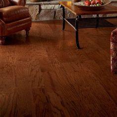 "Bruce Flooring American Originals 5"" Engineered Oak Hardwood Flooring in Dakota Cherry"