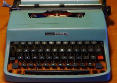 Win a Vintage Typewriter from Becoming Writer: Use this URL!: http://thewritepractice.com/giveaways/typewriter/?lucky=25416:
