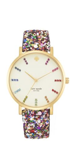 The perfect holiday watch courtesy of kate spade