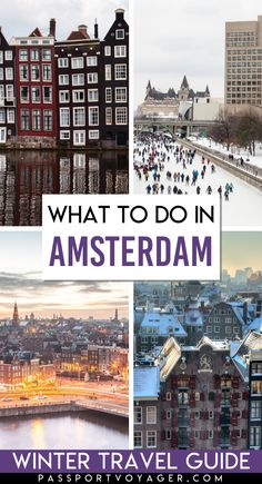 Planning a trip to the incredible city of Amsterdam? Don't miss these 26 hidden gems you must add to your Amsterdam bucket list! Check out our comprehensive Amsterdam post for recommendations on where to eat, areas to explore, museums to visit, day trips from Amsterdam, and more. #amsterdam #netherlands #travel #europetravel #wintertravel #springtravel #holland #europe #travelguide