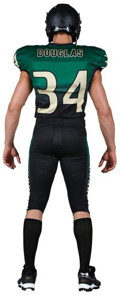 Rawlings Adult Sublimated Football Jersey - Narbonne