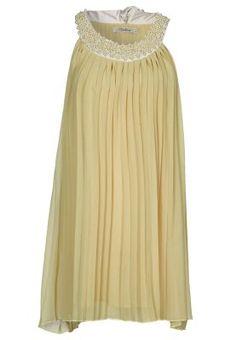 pale lemon dress