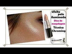 Assista esta dica sobre Dica de maquiagem: Pele iluminada - Nova técnica: CHROMING e muitas outras dicas de maquiagem no nosso vlog Dicas de Maquiagem.