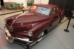"Tucker ""Tin Goose"" prototype to be added to National Register of Histor 