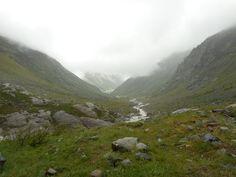 Der zweite Wandertag wahr schon anstrengender.  Start: Riffelseehütte auf 2293m  Ziel: Braunschweiger Hütte auf 2759m