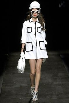 Moschino 2013 SS - love this look!