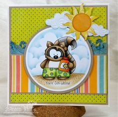 Enchanted Ladybug Creations: You're SUN-sational - SSSC162