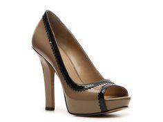 Via Spiga Eddie Pump Peep Toes Pumps & Heels Women's Shoes - DSW