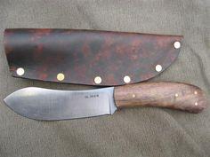 Nessmuk style knife