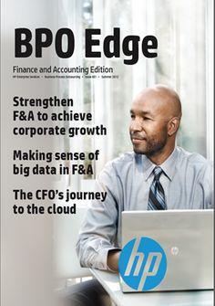 A BPO Edge for Finance & Accounting Big Data, Accounting, Finance, Economics