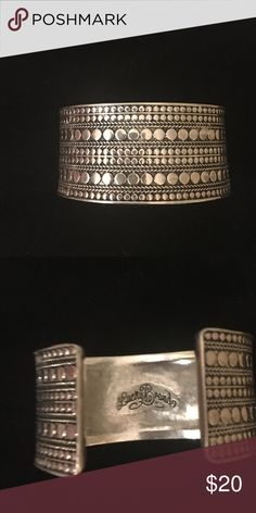 🎉🎉Host Pick🎉🎉Lucky brand silver cuff bracelet Perfect condition Jewelry Bracelets