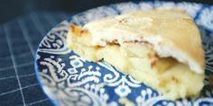 Летний яблочный пирог