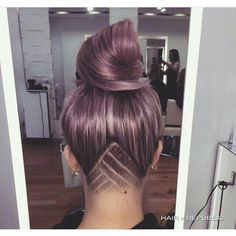dyed hair, hair, hairstyle, hair goals - image by olga_b . Hair Day, New Hair, Natural Hair Styles, Short Hair Styles, Lilac Hair, Violet Hair, Lavender Hair, Faded Purple Hair, Light Purple Hair