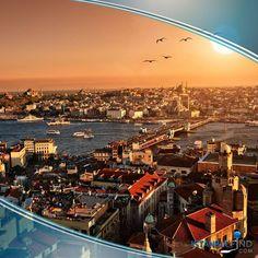 Find the rising sun! #Istanbul #Turkey istanbulfind.com