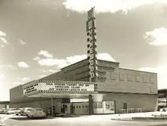 I've only heard about the Wynnwood Theater that used to be in Oak Cliff! This was in our old neighborhood!  Love Wynnewood!