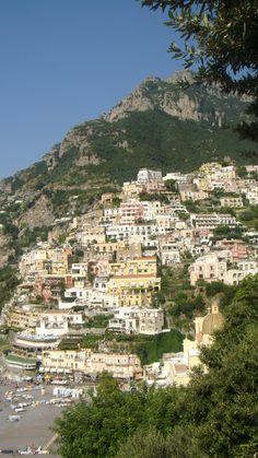 Positano, ITALY by HN
