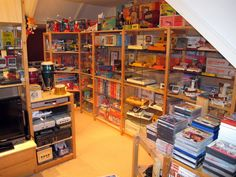 Image result for retro gaming room