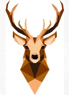 Deer graphic (I do not own this image; retrieved from a google search)