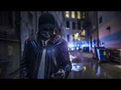 A Short Film Inspired by the Video Game 'Watch Dogs' Featuring Incredible Parkour Stunts