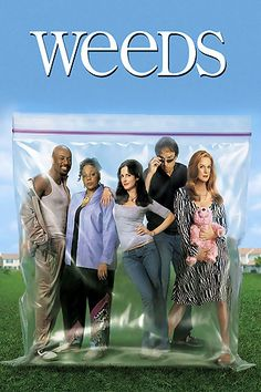 Weeds: Another show where every character is super quirky, which I love.