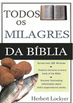 Todos os milagres da bíblia