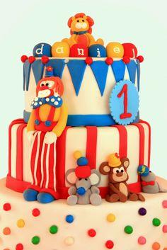 First Birthday Party Ideas for Boys via Baby shower ideas for boy or girl #babyshowerideas