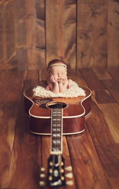 Cute diy newborn photography props ideas 30