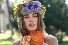 Bohemian Wedding Look <3 All Beauty-Must-Haves at Flaconi: https://www.flaconi.de/boho-wedding-look-braut/?som=pinterest.post.flaconi_wedding_170627.