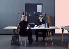 Spot on by Emilia Claesson is a personal light that can be customised depending on the users preferences