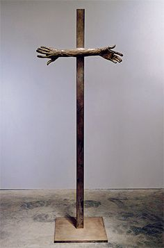 Louise Bourgeois, Cross Louise Bourgeois, Art Conceptual, Max Ernst, Jesus Art, Digital Fabrication, Art Sculpture, American Artists, Amazing Art, Folk Art