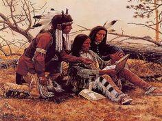indiansreading