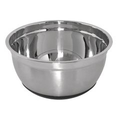 Vogue Stainless Steel Bowl with Silicone Base 3Ltr - GG021