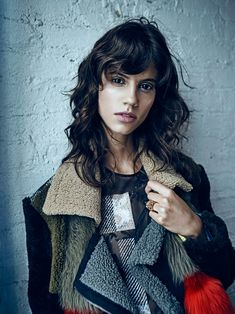 Hue New: Jessiann Gravel by Chris Nicholls in FASHION Magazine - Fashion Gone Rogue