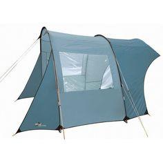 Vango Iris 500 Footprint Camping Equipment Accessories Grey