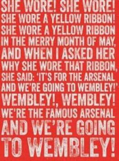 FA Cup Finals Here We Come Arsenal