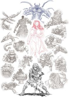 Shadow of The colossus - Wander - Momo - Dormin - os 16 Beast Games, Bike Tattoos, Last Shadow, Tribal Art, Game Character, Cool Artwork, Game Art, Wander, Concept Art