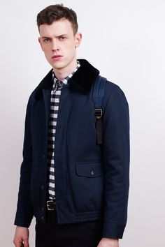 A.P.C. fall 2013. Photo by Ben Toms.