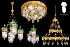 Mosque Light - Decorative Lighting for Mosque designed and manufactured by KNY Design Austria www.kny-design.com