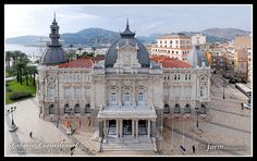 Palacio Consistorial Cartagena (Spain)