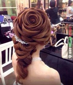 Bloem hair