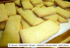 Skót vajas keksz Yoffi konyhájából | NOSALTY – receptek képekkel