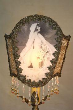 deco boudoir lamp