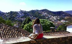 Me in Ouro Preto, Minas Gerais, Brazil