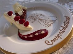Disney Wedding Dessert