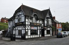 The Ark, Winsford, Cheshire British Pub, Great British, Pirate Island, Pubs And Restaurants, Pub Signs, Shop Fronts, Ark, Places Ive Been, Britain