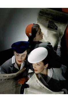"""Neugier ist die Quintessenz der Kunst: """"What's New"""" von Horst P. Horst."""