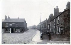 this was taken at the top of church st but at the bottom of ainsworth road,its an oldie before my time Lever Small Towns, North West, Photo Credit, United Kingdom, Street View, England, Outdoor, Top, Outdoors