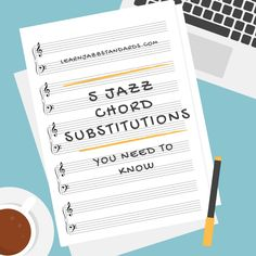 5 Jazz Chord Substitutions You Need to Know