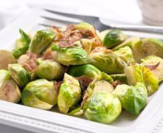 Brussels Sprouts with Bacon | Smart Balance